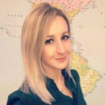 Travel agent Emma at Millington Travel