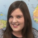 Travel agent Katie at Millington Travel Leicester Halford Street