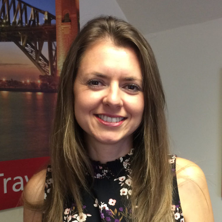 Millington Travel agent Lucy at Humberstone Road