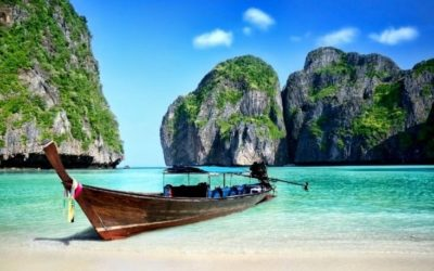 Holiday review of Thailand:  A week in Bangkok and Phuket