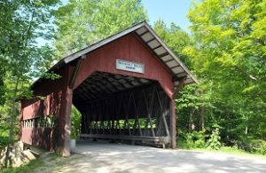 Brookdale Covered Bridge