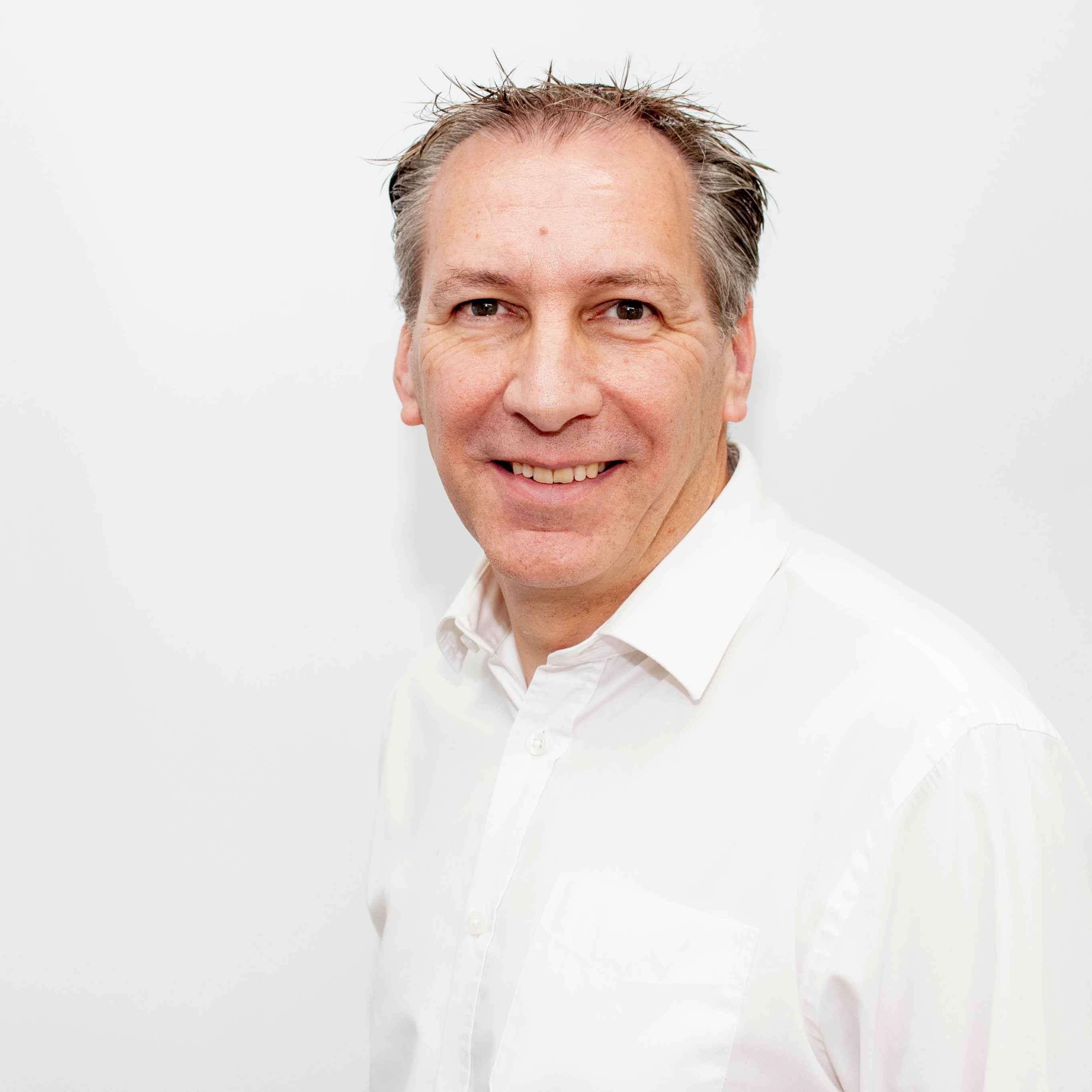 Steve Guy at Millington Travel